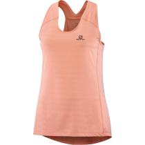 Buy T Shirt Xa Tank W Papaya/Heather