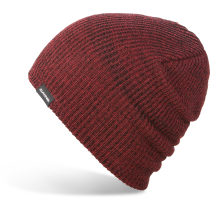 Kauf Tall Boy Heather Beanie Black/Russet