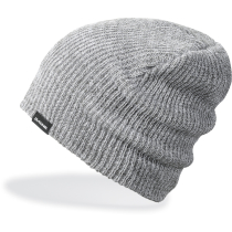 Buy Tall Boy Heather Beanie Charcoal/White