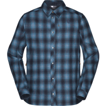 Kauf Tamok Wool Shirt M Indigo Night