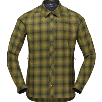 Buy Tamok Wool Shirt M'S Olive Night