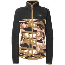 Achat Teddie Zip Fleece Pink Camountain/Black
