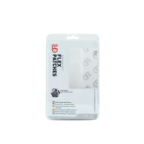 Kauf Tenacious Tape® 2 Patches Nylon Transparent Ripstop 7,6Cm X 12,7Cm
