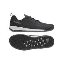 Compra Terrex Trail Cross Curb Core Black/Grey