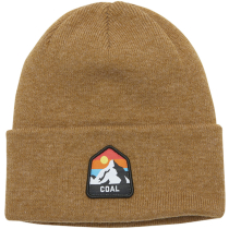 Buy The Peak Beanie Heather Mustard