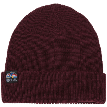 Acquisto The Squad Beanie Maroon Perkins