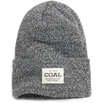 Buy The Uniform Beanie Black Marl