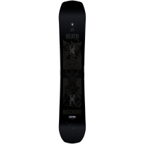 The Black Snowboard Of Death 2021
