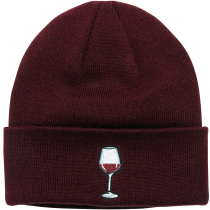Achat The Crave Beanie Wine