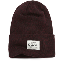 Buy The Uniform Beanie Dark Burgundy Marl