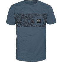 Acquisto Tier Fez T-Shirt China Blue