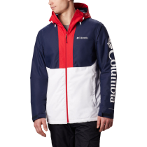 Kauf Timberturner Jacket White/Collegiate Navy