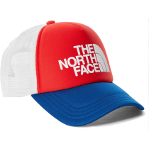 Buy Tnf Logo Trucker Horizon Red/Tnf Blue
