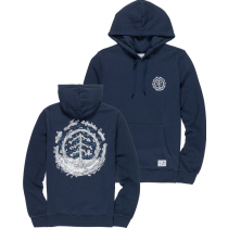 Achat Too Late Logo Hoodie Eclipse Navy