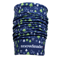 Buy Snowleader Neck Warmer Fir Trees