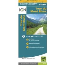 Compra Tour Du Mont Blanc IGN