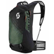 Kauf Trail Protect Evo FR' 20 Caviar Black/Dark Green