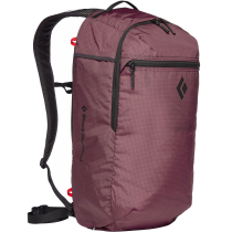 Kauf Trail zip 18 backpack mulberry