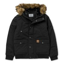 Achat Trapper Jacket Black / Black