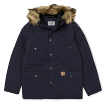 Achat Trapper Parka Dark Navy/Black