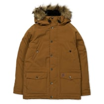 Achat Trapper Parka Hamilton Brown/Black
