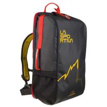 Achat Travel Bag  Black/Yellow