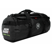 Buy Travel Duffel Bag M Black Snowleader