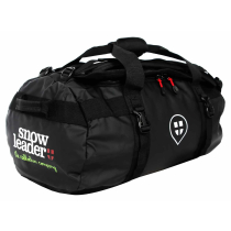 Travel Duffel Bag S Black Snowleader