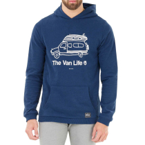 Achat Travel Hoodie Dark Blue