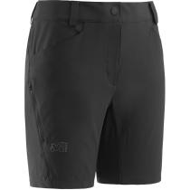 Buy Trekker Stretch Short W Black