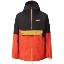 Achat Trifid Jacket Black/Pumpkin Red