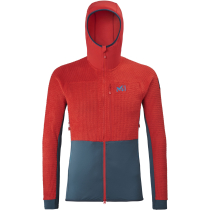 Achat Trilogy Edge Alpha Hoodie M Indian/Rouge