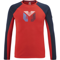 Buy Trilogy Prism Wool TS LS Red/Sapphire