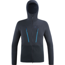 Achat Trilogy Ultimate Woolpower Hoodie M Saphir