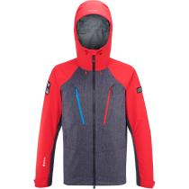 Achat Trilogy V Icon Denim Jacket M Dark Denim/Rouge