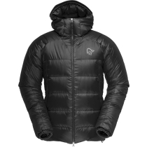 Acquisto Trollveggen Down850 Jacket (M) Caviar