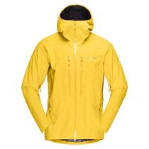 Trollveggen Gore-Tex Pro Jacket M Lemon Chrome