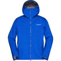 Buy Trollveggen Gore-Tex Pro Light Jacket M Olympian Blue