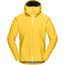 Buy Trollveggen Gore-Tex Pro Light Jacket M'S Lemon Chrome