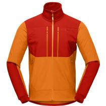 Achat Trollveggen Hiloflex200 Jacket M Orange Popsicle