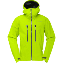 Achat Trollveggen Gore-Tex Pro Jacket (M) Birch Green