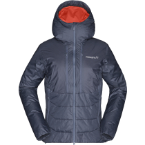 Acquisto Trollveggen Primaloft100 Zip Hood W Cool Black