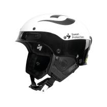 Achat Trooper II SL MIPS Helmet Gloss White/Gloss Black