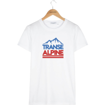 Acquisto Tshirt Alex TRANSE ALPINE White