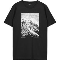 Acquisto Turbulent T-Shirt Black