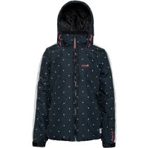 Buy Turn Jr Snowjacket True Black