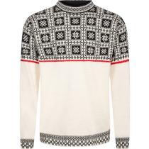 Achat Tyssoy Unisex Sweater Blanc/ Bleu Marine
