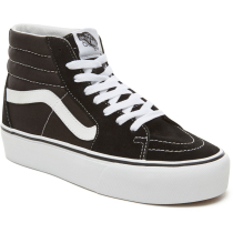 Achat UA SK8-Hi Platform 2.0 Black/True White