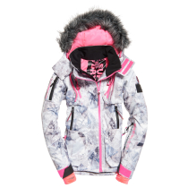 Compra Ultimate Snow Action Jacket W Frosted Geo Mountain