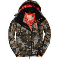 Achat Ultimate Snow Rescue Jacket M Rock Camo